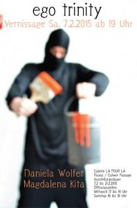 Ausstellung Daniela Wolfer & Magdalen Kita